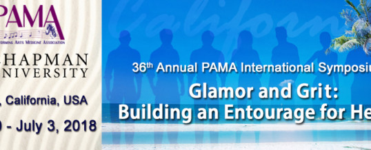 Call for Abstracts > PAMA 2018 International Symposium