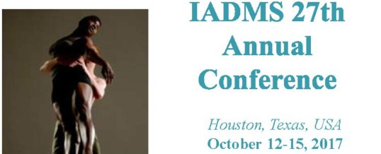 IADMS 27th Annual Conference