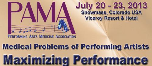31st Annual PAMA Symposium