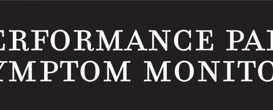 New Musicians Performance Pain Symptom Monitor