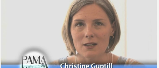 Video Interview: Christine Guptill, OT