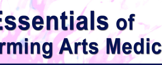 Essentials of Performing Arts Medicine Certificate Course (ACSM)