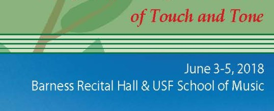 USF-PAMA – The Music Gallery Piano Pedagogy Symposium