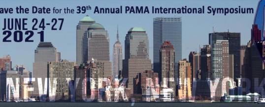 39th Annual PAMA International Symposium